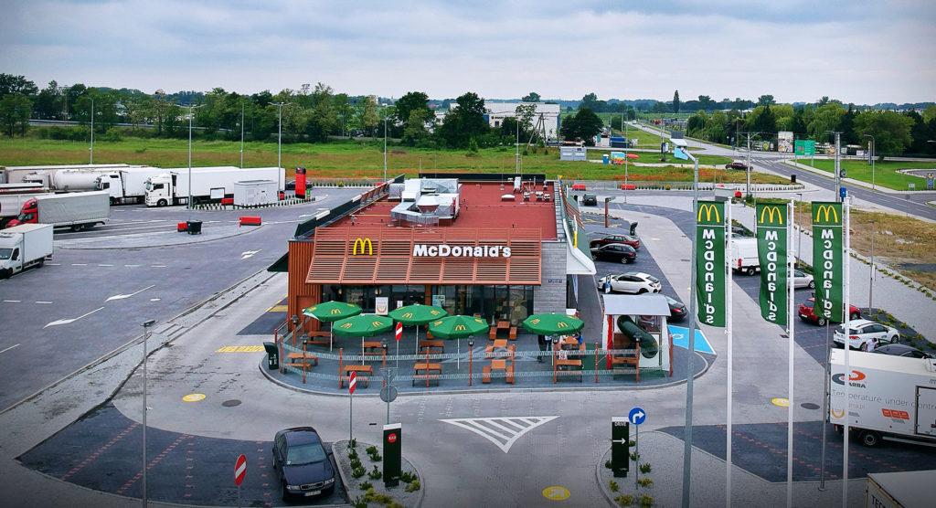 McDonald's Kąty Wrocławskie