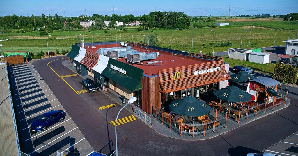 McDonald's Malankowo