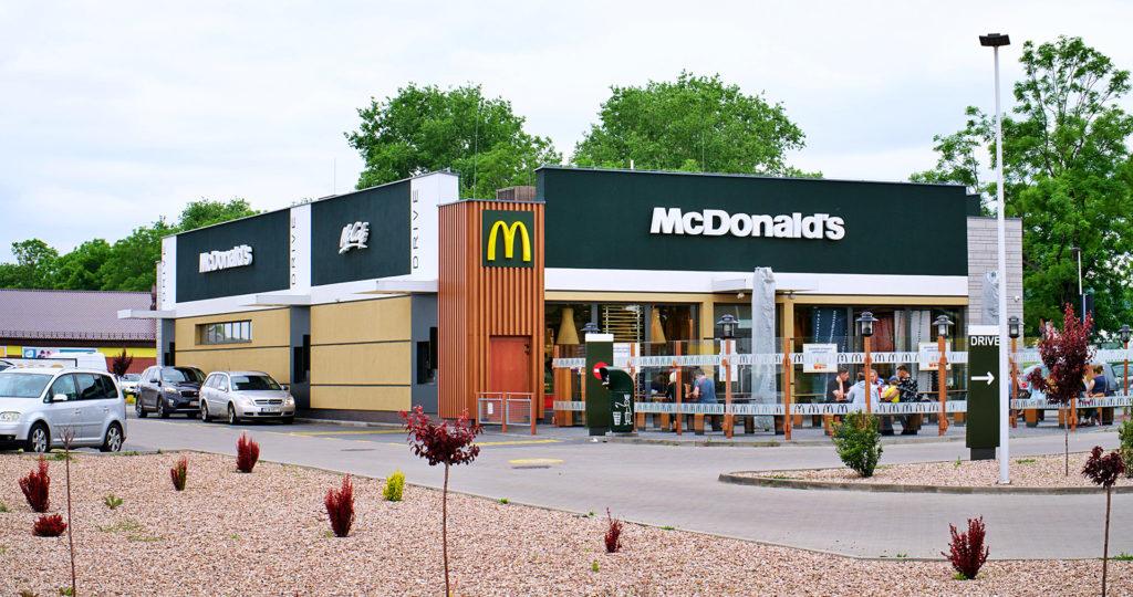 McDonald's Strzegom