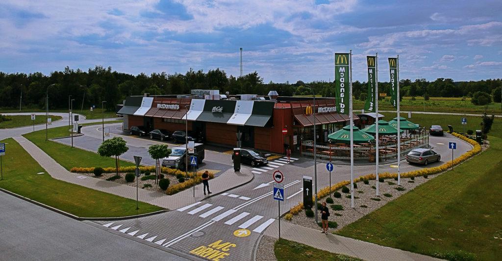 McDonald's Wiśniowa Góra wschód